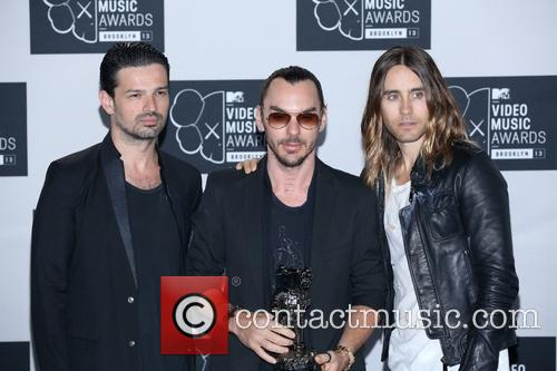 tomo milicevic shannon leto jared leto of thirty 3835909