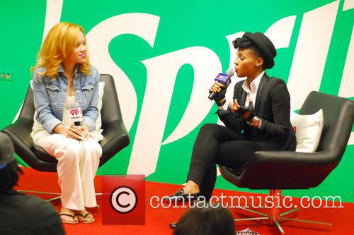 Loni Swain and Janelle Monae 1