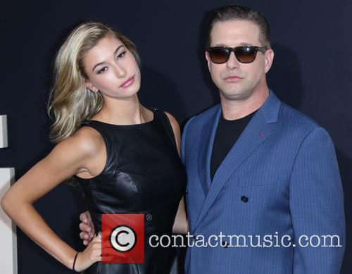 Hailey Rhode Baldwin and Stephen Baldwin 2