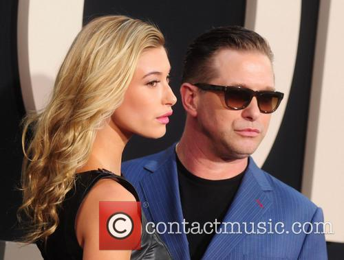 Hailey Rhode Baldwin and Stephen Baldwin 3