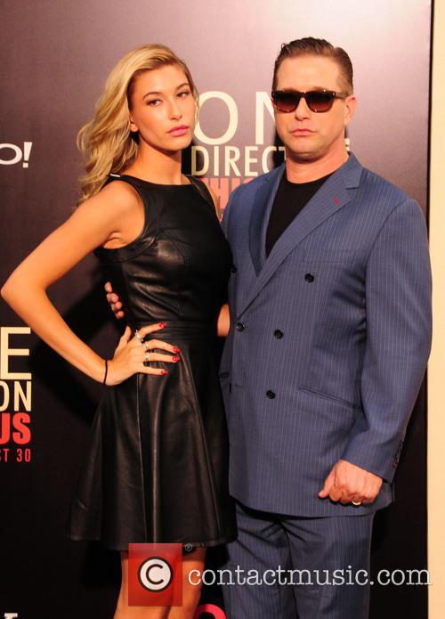 Hailey Rhode Baldwin and Stephen Baldwin 4