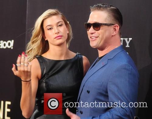 Hailey Rhode Baldwin and Stephen Baldwin
