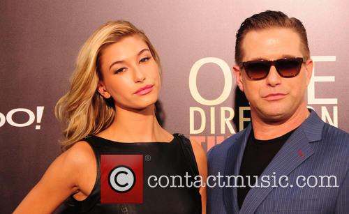 Hailey Rhode Baldwin and Stephen Baldwin 6