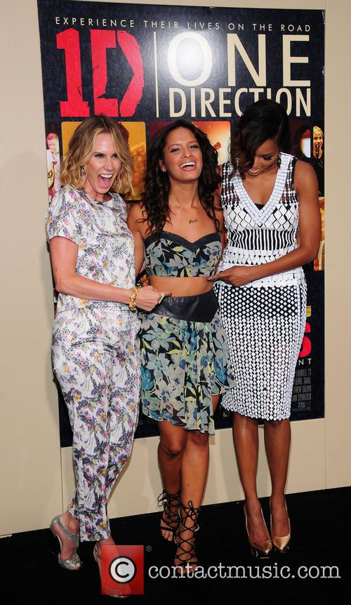 Keltie Knight, Rocsi Diaz and Alicia Quarles 1