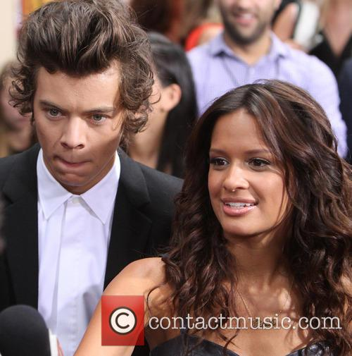 harry styles rocsi diaz one direction this is 3838460