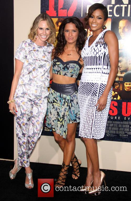 Keltie Knight, Rocsi Diaz and Alicia Quarles 4