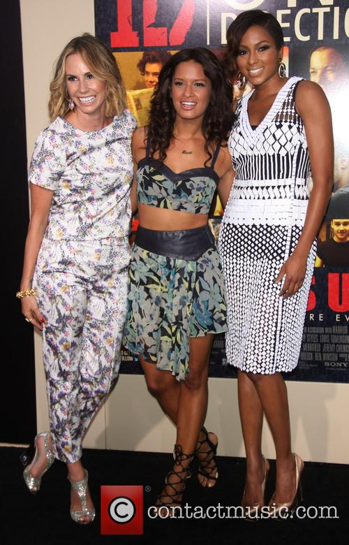 Keltie Knight, Rocsi Diaz and Alicia Quarles 5