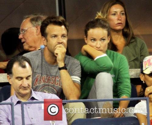 Olivia Wilde and Jason Sudeikas 1