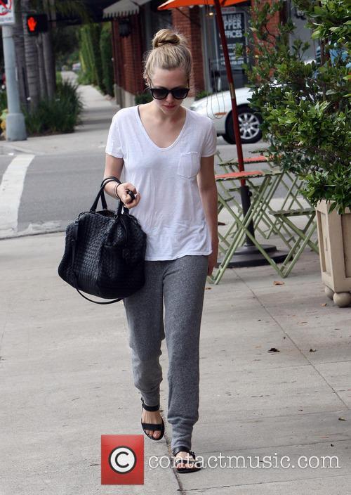 Amanda Seyfried in West Hollywood