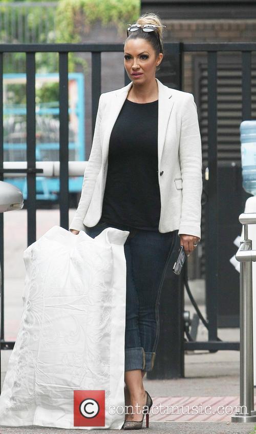 Celebrities Leaving the ITV Studios