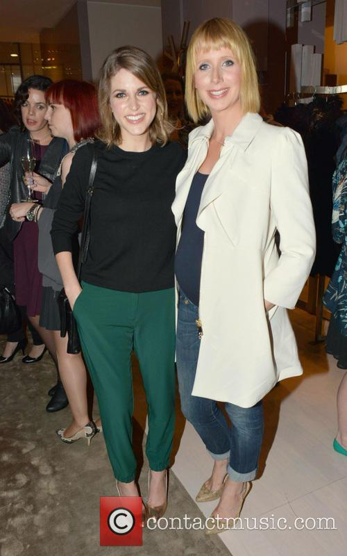 Amy Huberman and Aisling O'loughlin 4