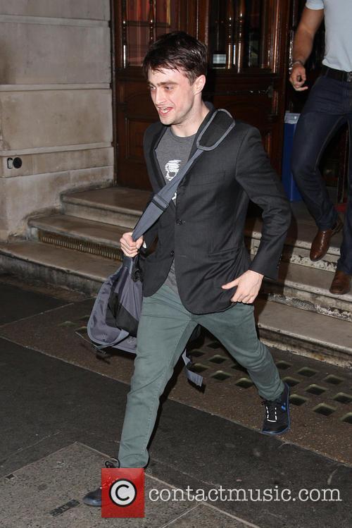 Daniel Radcliffe Leaves Theatre