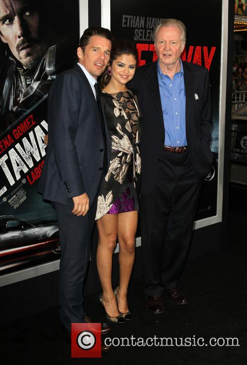 Ethan Hawke, Selena Gomez and Jon Voight 4