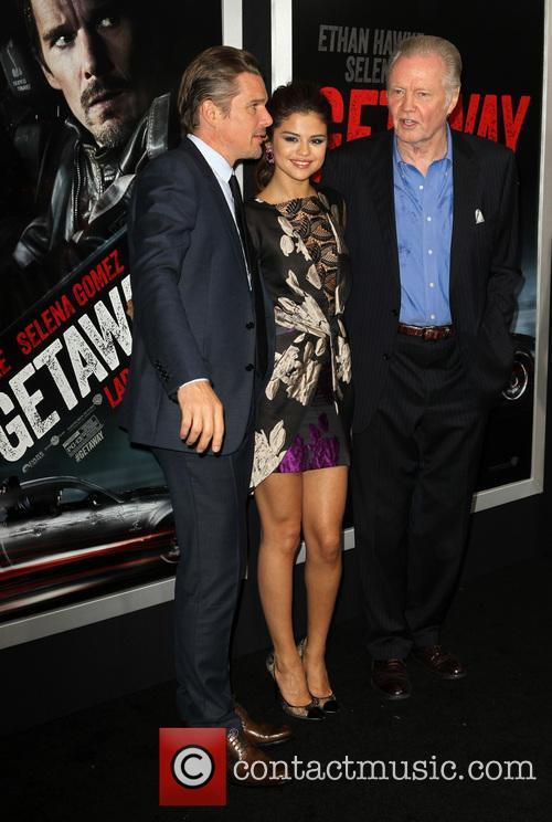 Ethan Hawke, Selena Gomez and Jon Voight 5