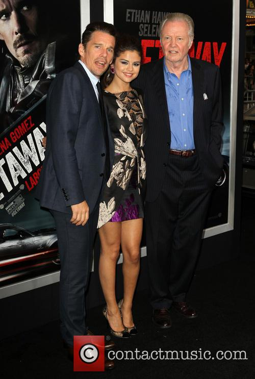 Ethan Hawke, Selena Gomez and Jon Voight 8