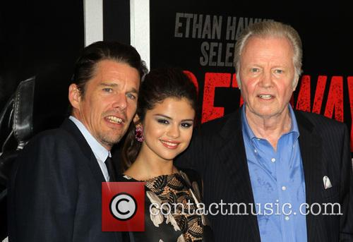 Ethan Hawke, Selena Gomez and Jon Voight 9