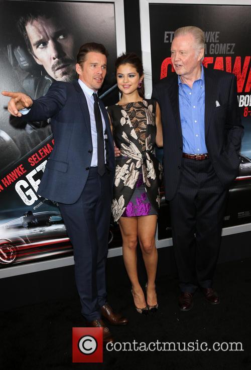 Ethan Hawke, Selena Gomez and Jon Voight 8