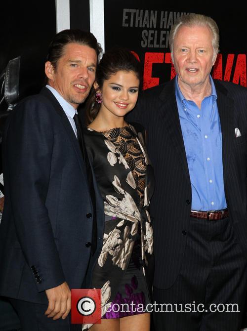 Ethan Hawke, Selena Gomez and Jon Voight 9