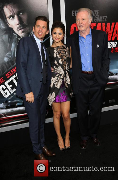 Ethan Hawke, Selena Gomez and Jon Voight 1
