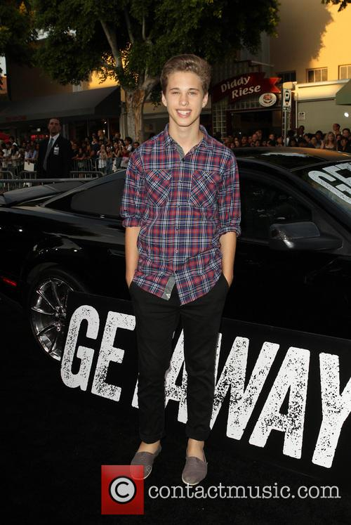 ryan beatty getaway los angeles premiere 3838030