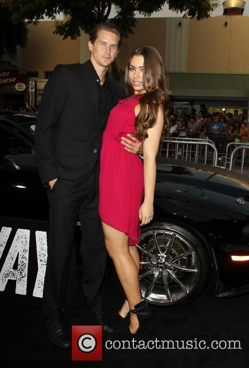 Sophie Simmons and Nick 'mosh' Marshall 8