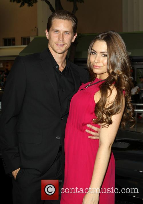 Sophie Simmons and Nick 'mosh' Marshall 11