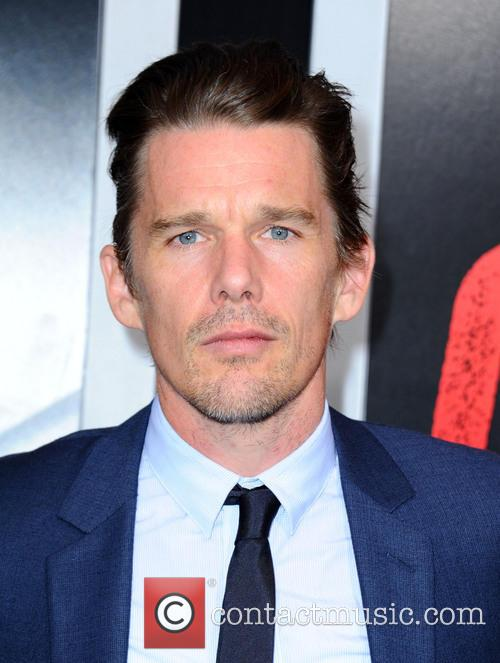 ethan hawke the los angeles premiere of 3838497