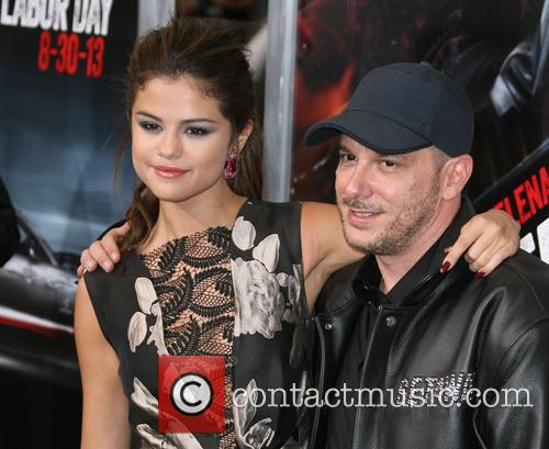 Selena Gomez and Director Courtney Solomon 8