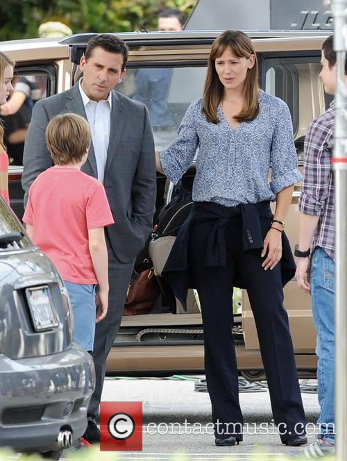 Jennifer Garner and Steve Carell 1