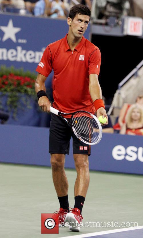 Novak Djokovic 4