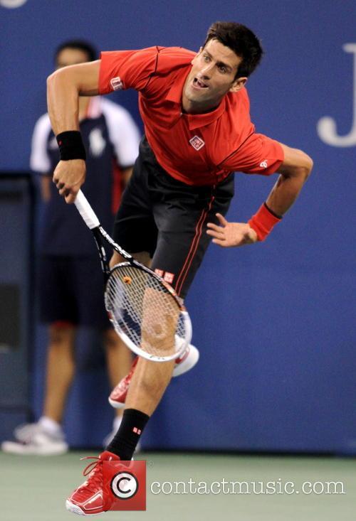 Novak Djokovic 5