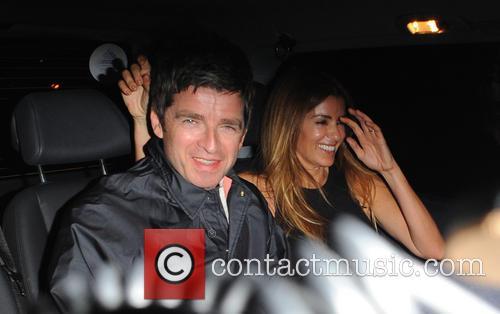 Noel Gallagher and Sara Macdonald 10