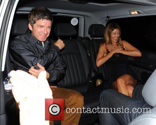 Noel Gallagher and Sara Macdonald 11