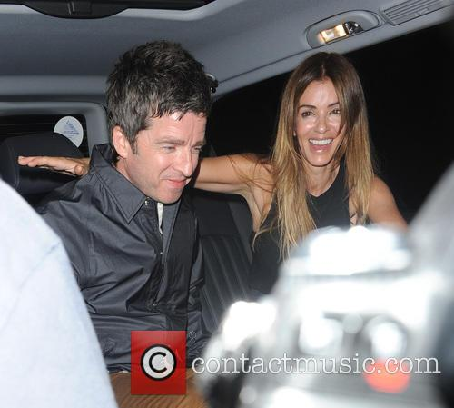 Sarah Macdonald and Noel Gallagher 2