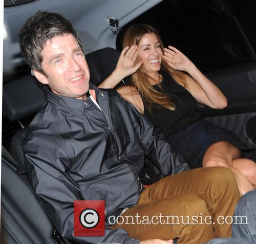 Sarah Macdonald and Noel Gallagher 3
