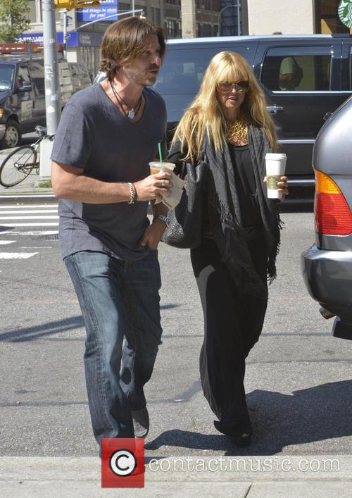 Rachel Zoe and Rodger Berman 2