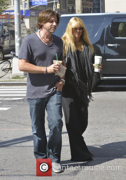 Rachel Zoe and Rodger Berman 1