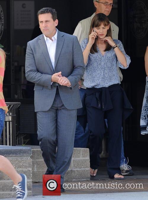 Steve Carell and Jennifer Garner 4
