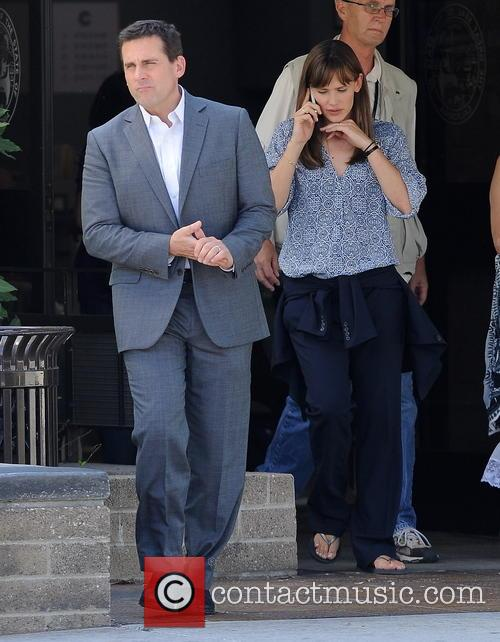 Steve Carell and Jennifer Garner 9