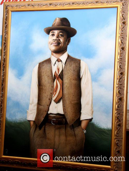 atmosphere cuba gooding jrs portrait unveiling at 3839766