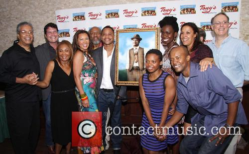 Cuba Gooding and The Cast Of The Trip To Bountiful 2