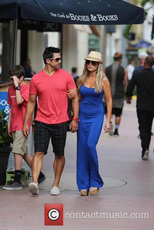 Tamra Barney, Eddie Judge and South 10