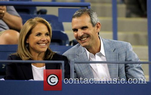 Katie Couric and John Molner 3