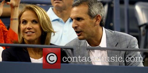 Katie Couric and John Molner 4