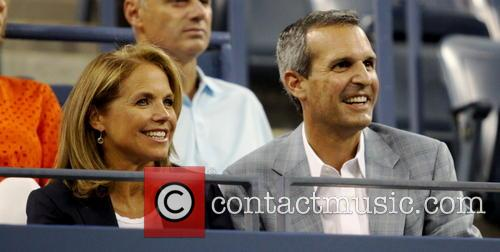 Katie Couric and John Molner 7