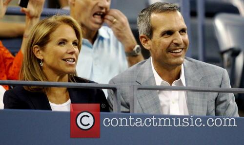 Katie Couric and John Molner 11