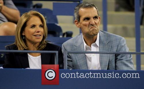 Katie Couric and John Molner 10