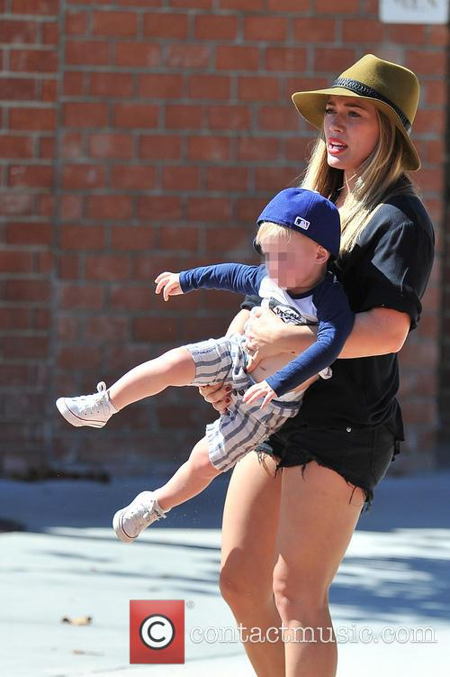 hilary duff luca comrie hilary duff and her 3839109