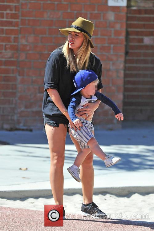 hilary duff luca comrie hilary duff and her 3839126