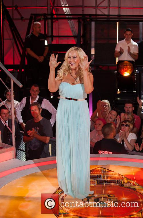 danielle marr celebrity big brother 2013 eviction 3840293